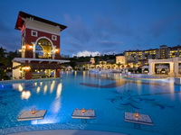 Отель Sandals Grande Antigua Resort & Spa 5*,