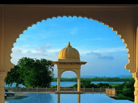 Отель The Oberoi Udaivilas 5*, Удайпур