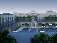Отель The Trident, Gurgaon , Дели