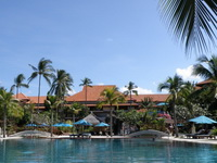 Отель Westin Resort Nusa Dua 5*, Бали (Нуса Дуа)