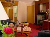 Отель Crown Plaza Petra 5*,