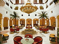 Отель Movenpick Resort Petra 5*,