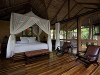 Отель Pacuare Lodge,