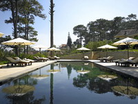 Отель Ana Mandara Villas & Six Senses Spa At Dalat 5*, Далат
