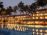 The Blue Water Resort & SPA 5*