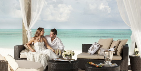 фото Символическая церемония в Beaches Turks & Caicos Resort & SPA 5*  — Теркс и Кайкос